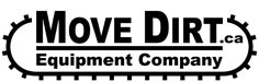 Move Dirt Equipment Company logo